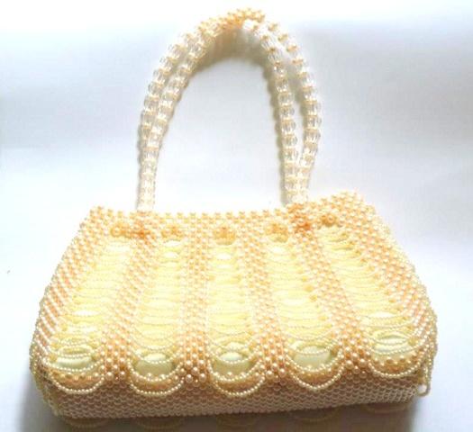 Túi xách kết cườm