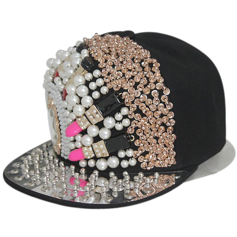 Mũ nón kết cườm
